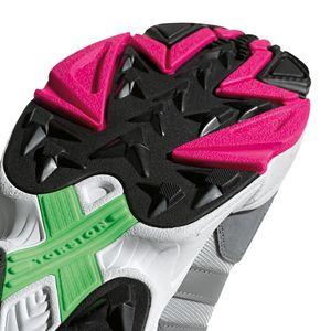 adidas Originals Yung-96 Herren Sneaker grau grün F35020 – Bild 5