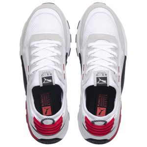 Puma RS-0 Winter INJ TOYS Herren Sneaker weiß schwarz rot 369469 01 – Bild 4