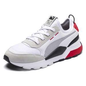 Puma RS-0 Winter INJ TOYS Herren Sneaker weiß schwarz rot 369469 01 – Bild 3