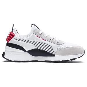 Puma RS-0 Winter INJ TOYS Herren Sneaker weiß schwarz rot 369469 01 – Bild 1