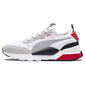 Puma RS-0 Winter INJ TOYS Herren Sneaker weiß schwarz rot 369469 01 – Bild 2
