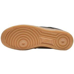 Nike Air Force 1 `07 LV8 Style Herren Sneaker schwarz braun AQ0117 002 – Bild 4