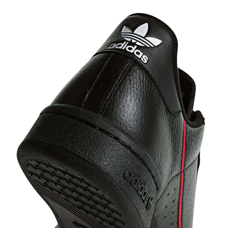 new style 55850 8c7db adidas Originals Continental 80 Sneaker schwarz G27707 – Bild 3