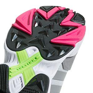adidas Originals Yung-96 J Kinder Sneaker grau grün DB2802 – Bild 5