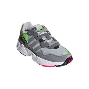 adidas Originals Yung-96 J Kinder Sneaker grau grün DB2802 – Bild 8