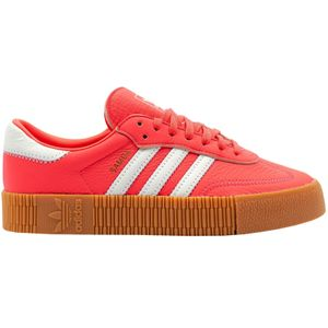 adidas Originals Sambarose W Damen Sneaker shock red DB2696 – Bild 1