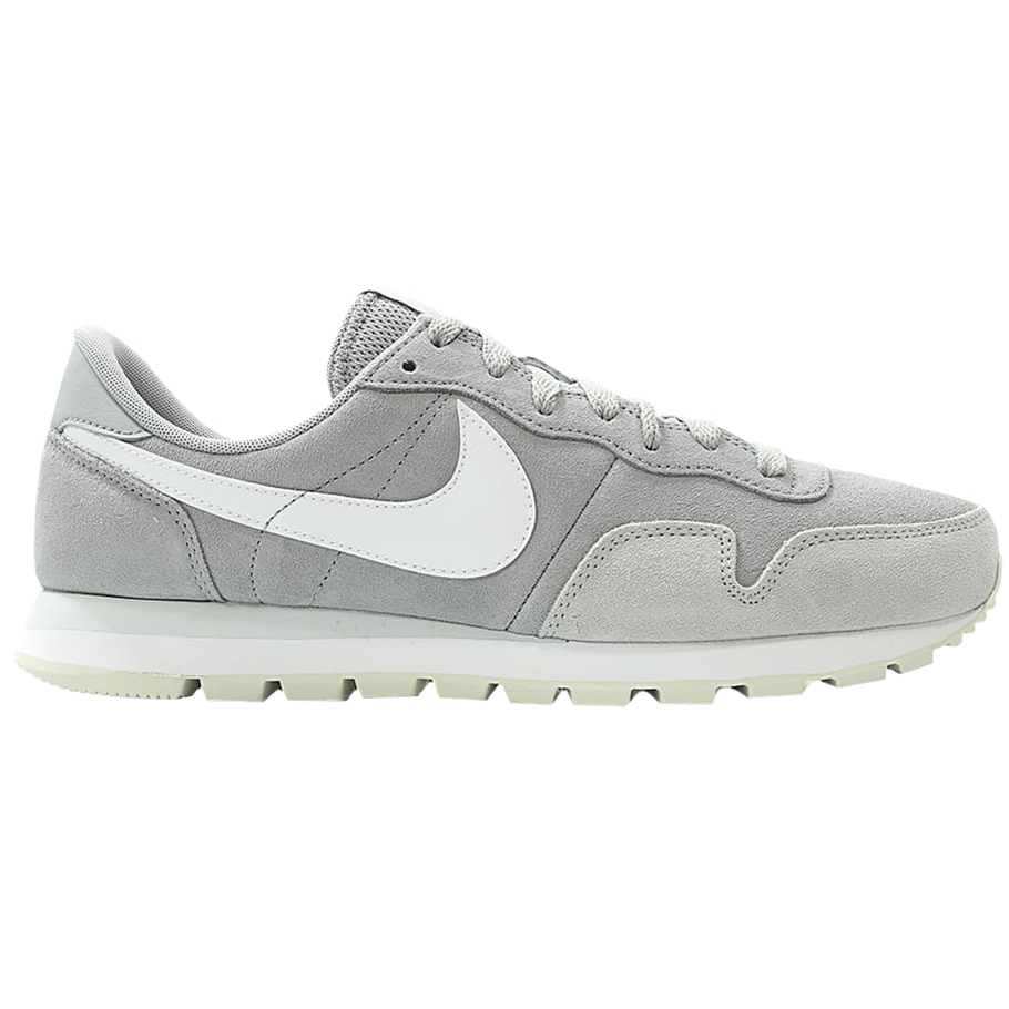 Nike Air Pegasus 83 Leather Herren Sneaker grau weiß 827922 002