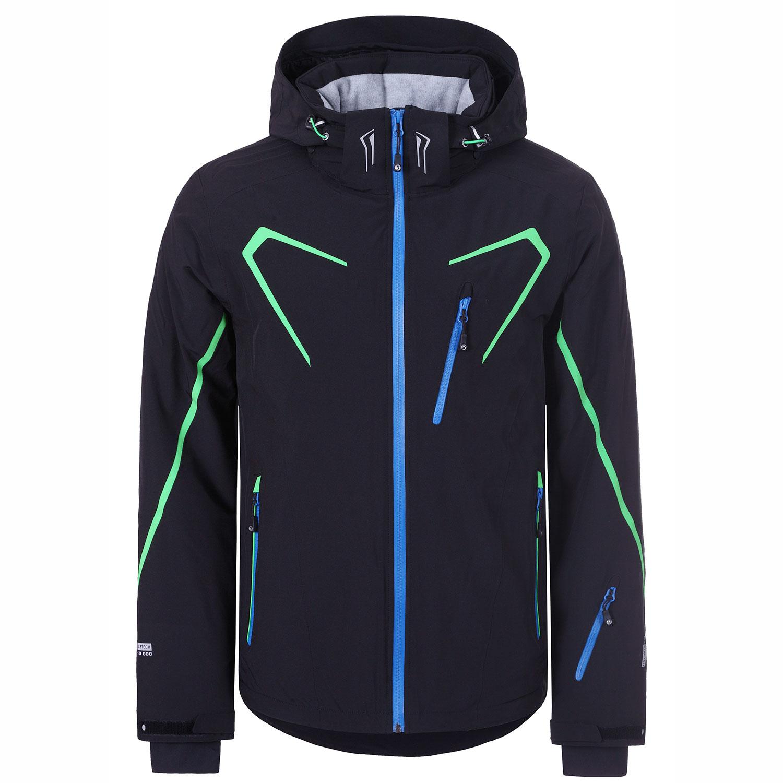 attraktive Mode heiße Produkte Original wählen Icepeak Nevin Ski- Snowboardjacke Herren schwarz 2-56 110 535I 990