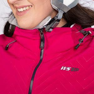 West Scout Jane Padded Ski Jacket Damen Skijacke pink 186WSWJ00414  – Bild 3