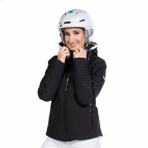 West Scout Jane Padded Jacket Damen Skijacke schwarz 186WSWJ00414  – Bild 1