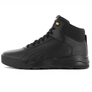Puma Desierto Sneaker L Herren Winterschuh schwarz 362065 02 – Bild 2