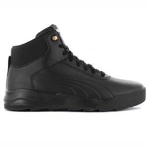 Puma Desierto Sneaker L Herren Winterschuh schwarz 362065 02 – Bild 1