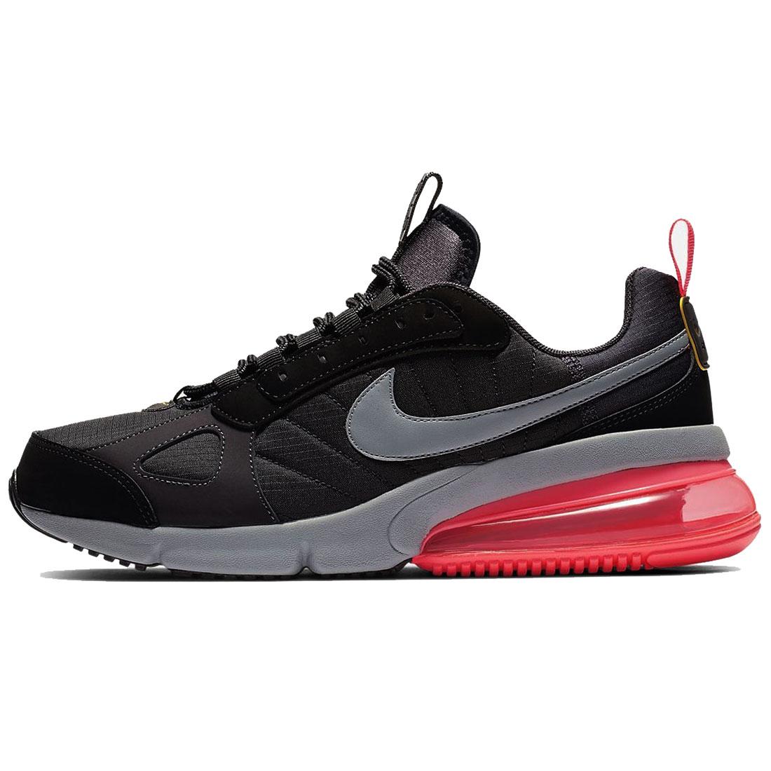 pretty nice 771a8 46dbd Nike Air Max 270 Futura Herren Sneaker schwarz grau AO1569 007 – Bild 2