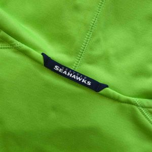 Nike Seattle Seahawks Sideline Therma-Fit NFL Hoodie 906591 308 – Bild 4