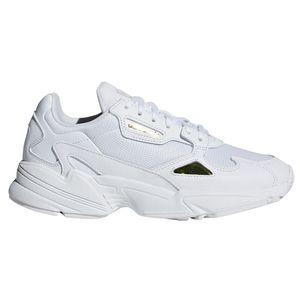 adidas Originals Falcon W Damen Sneaker weiß gold EE8838