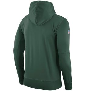 Nike Green Bay Packers Sideline Therma-Fit NFL Hoodie 906574 323 – Bild 2