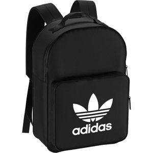adidas Originals Backpack Classic Trefoil Rucksack schwarz DW5185 – Bild 4