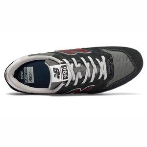 New Balance MRL996WK Herren Sneaker schwarz grau 699021-60 122 – Bild 3