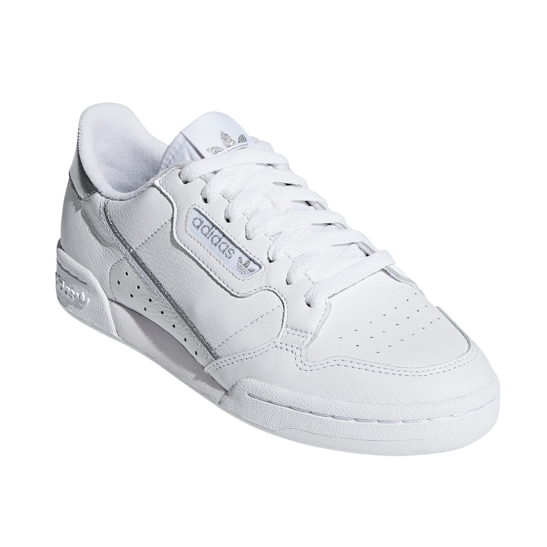 adidas Originals Continental 80 W Sneaker weiß silber EE8925