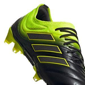 adidas Copa 19.1 FG Herren Fußballschuhe schwarz gelb BB8088 – Bild 9