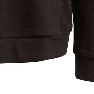 adidas Originals Trefoil Hoodie Kinder schwarz weiß DV2870 – Bild 4