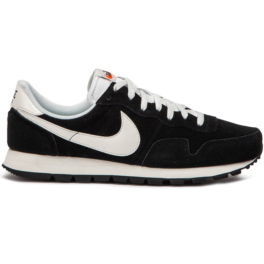check out 70107 c28b8 Nike Air Pegasus 83 Leather Herren Sneaker schwarz weiß 8279