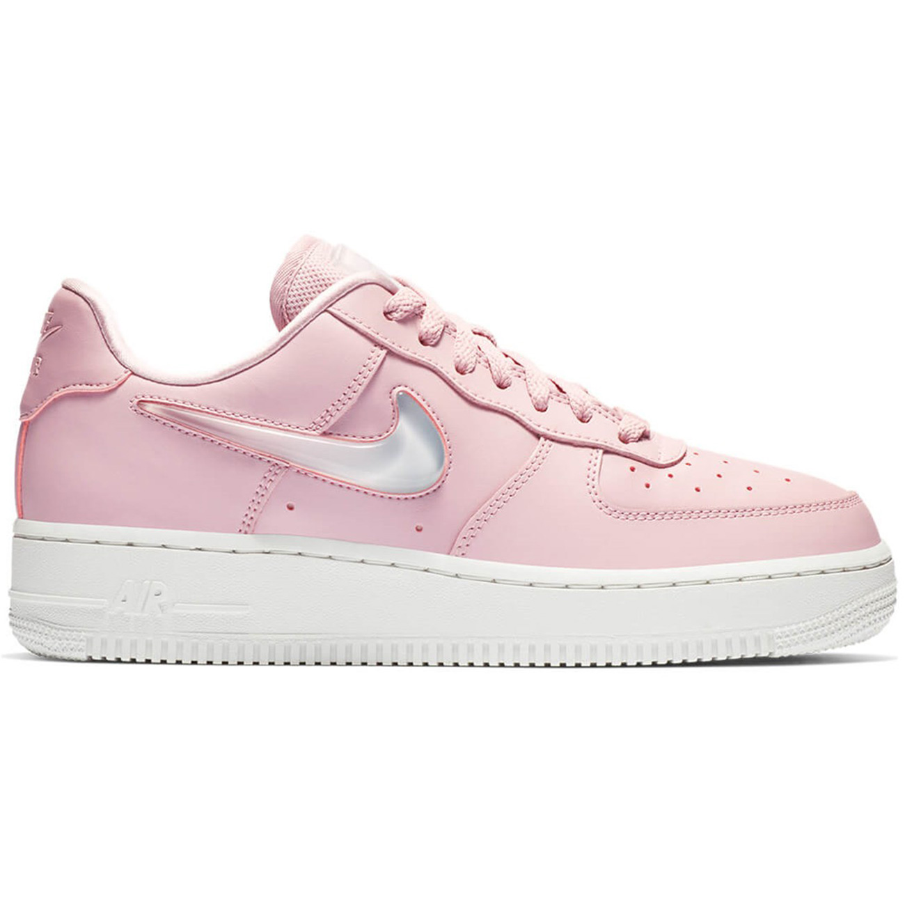 Nike W Air Force 1 '07 SE PRM Damen Sneaker rosa weiß AH6827 500