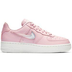 Nike W Air Force 1 '07 SE PRM Damen Sneaker rosa weiß AH6827 500 – Bild 1