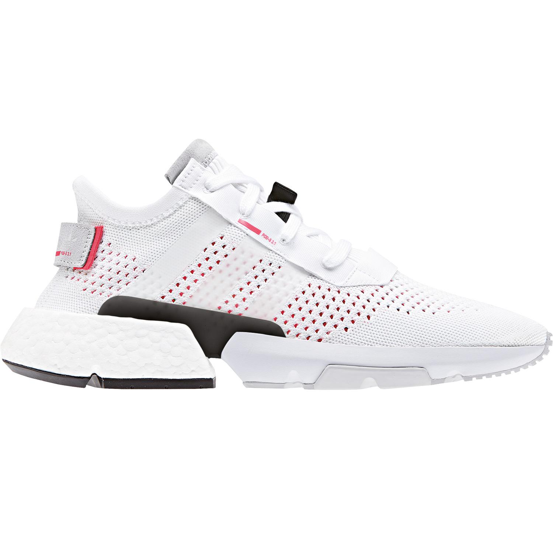 Adidas POD S3.1 Schuh Running Sneakers für Herren in schwarz weiss