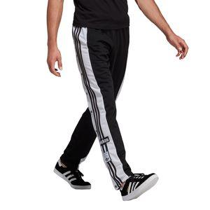adidas Originals Snap Pant Herren schwarz weiß DV1593 – Bild 4