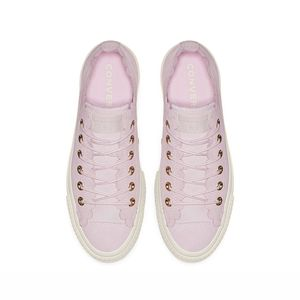 Converse CT AS LIFT OX Chuck Taylor All Star 563500C pink foam – Bild 3