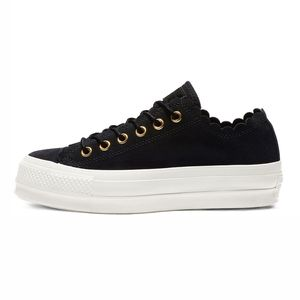 Converse CT AS LIFT OX Chuck Taylor All Star 563499C black egret – Bild 2