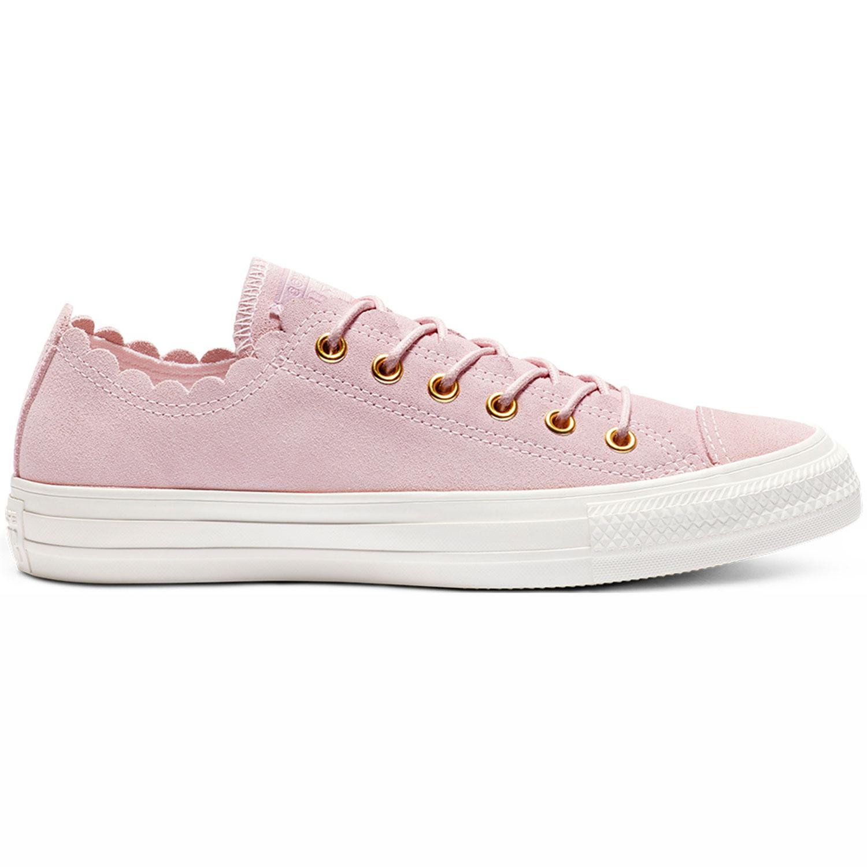 Converse CT AS OX Chuck Taylor All Star Leder 563416C pink foam