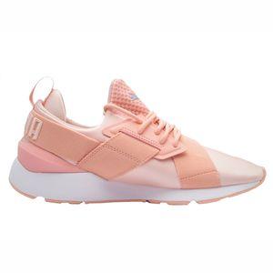 Puma Muse Satin EP Wn´s Damen Sneaker peach bud 365534 12 – Bild 1