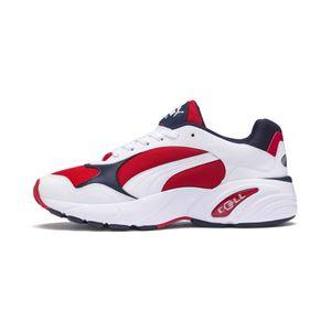 Puma Cell Viper Herren Sneaker weiß rot blau 369505 03 – Bild 2