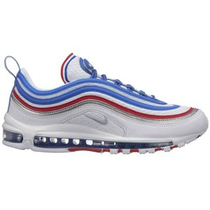 "Nike Air Max 97 NBA ""All Star Jersey"" Sneaker weiß blau rot 921826 404"