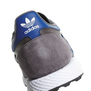 adidas Originals Forest Grove Herren Sneaker grau blau B41548 – Bild 3
