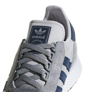 adidas Originals Forest Grove Herren Sneaker grau navy D96631 – Bild 3