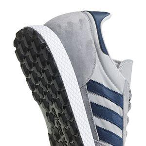adidas Originals Forest Grove Herren Sneaker grau navy D96631 – Bild 4