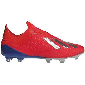 adidas X 18.1 FG Herren Fußballschuhe Nockenschuhe rot blau BB9347 – Bild 1