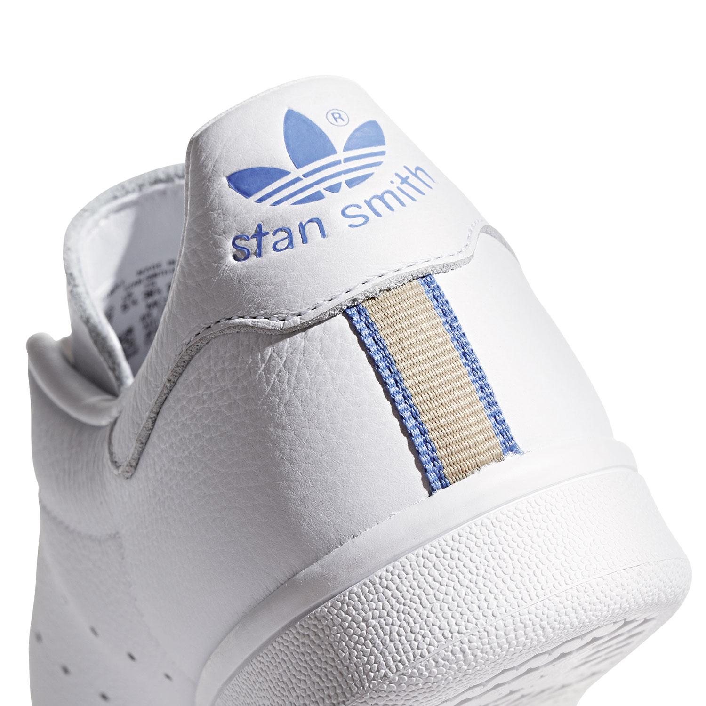 adidas Originals Stan Smith W Weiß Grün Schuhe für Damen