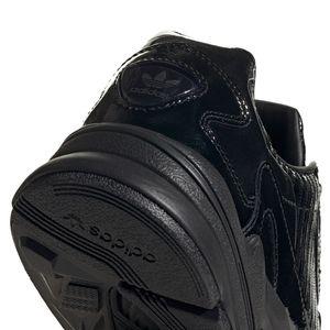 adidas Originals Falcon W Damen Sneaker schwarz CG6248 – Bild 4