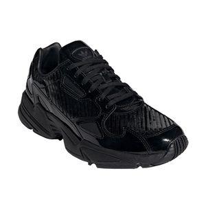 adidas Originals Falcon W Damen Sneaker schwarz CG6248 – Bild 3
