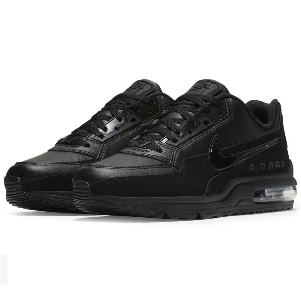 nike air max ltd 3 herren sneaker schwarz 687977 020. Black Bedroom Furniture Sets. Home Design Ideas