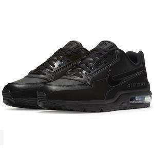 Nike Air Max LTD 3 Herren Sneaker schwarz 687977 020 – Bild 3