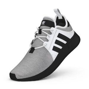 adidas Originals X_PLR J Kinder Sneaker light grey heather CG6813 – Bild 2