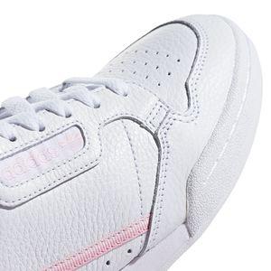 adidas Originals Continental 80 W Sneaker weiß rosa G27722 – Bild 2
