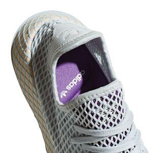 adidas Originals Deerupt Runner W Damen Sneaker blue tint CG6083 – Bild 3