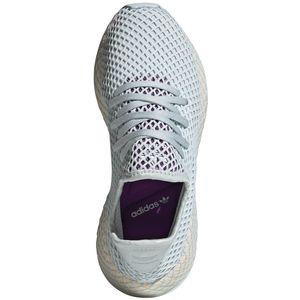 adidas Originals Deerupt Runner W Damen Sneaker blue tint CG6083 – Bild 4