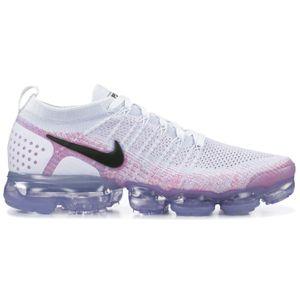 Nike Air Vapormax Flyknit 2 Herren Sneaker weiß pink 942842 102 – Bild 1